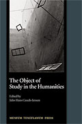 The Object of Study in the Humanities