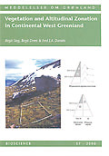 Vegetation and Altitudinal Zonation in Continental West Greenland
