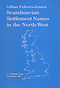 Scandinavian Settlement Names in the North-West