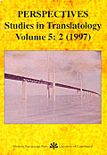 Perspectives: Studies in Translatology 5:2